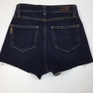 PAIGE Shorts - NWT PAIGE Jeans Margot Cut Off High Rise Shorts